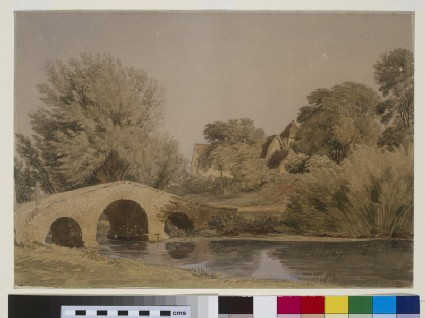 The Bridge at North Hinksey