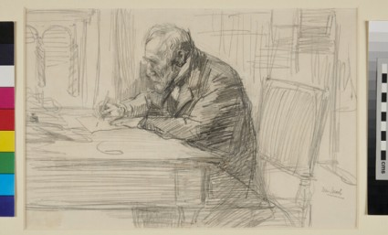 Portrait of Josef Israels