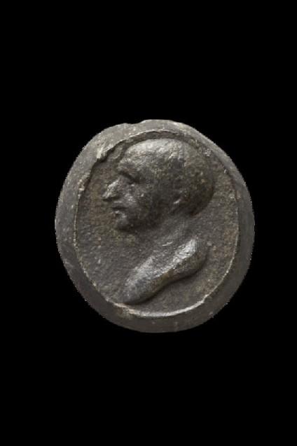 Bust of a man, perhaps Cicero