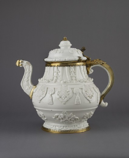 Teapot or coffee pot and lid