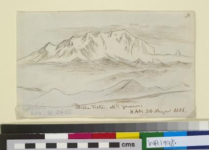 Bella Vista, Mount Generosa