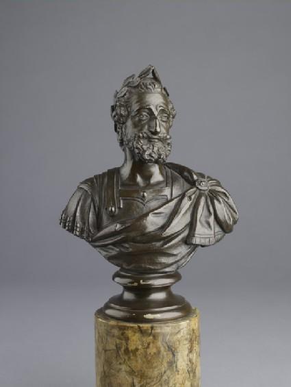 Bust of King Henri IV of France