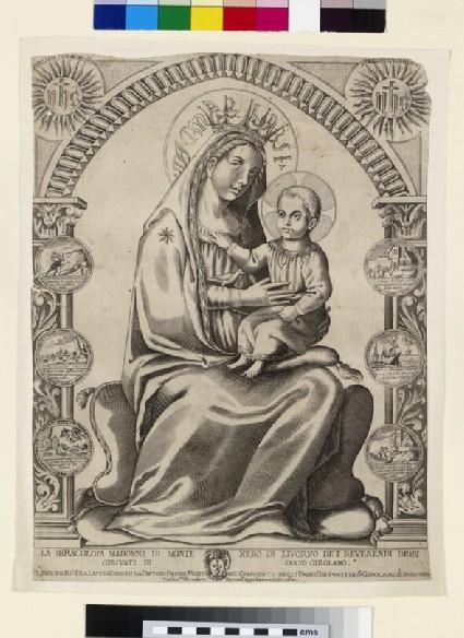 La Miracolosa Madonna di Montenero