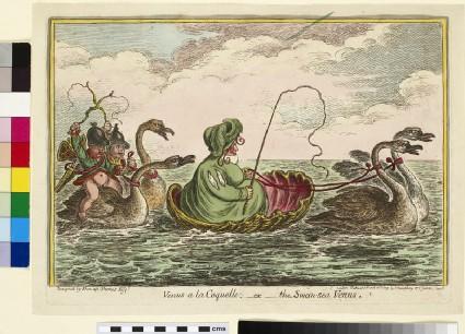 Venus a la Coquelle:-or- the Swan-sea Venus,