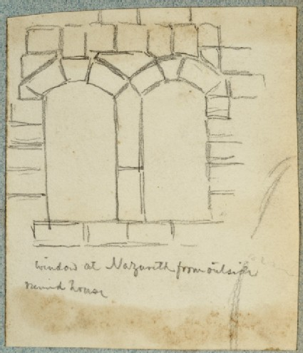 A Window at Nazareth