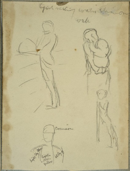 Four Figure Studies