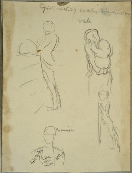 Four Figure Studies