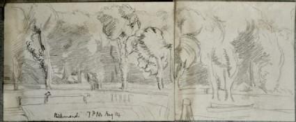 Study in Richmond Park