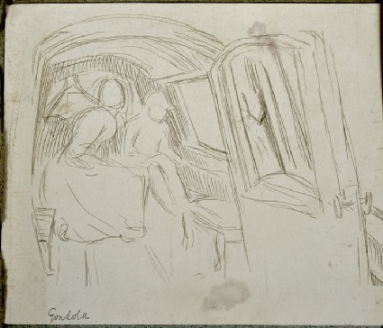Interior of a Gondola