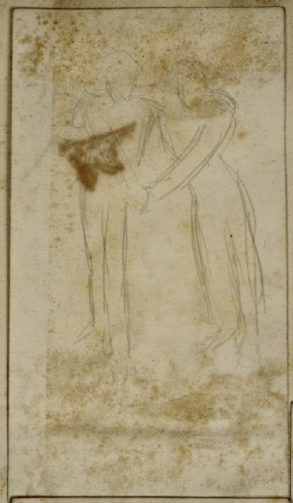 Study of a standing Couple