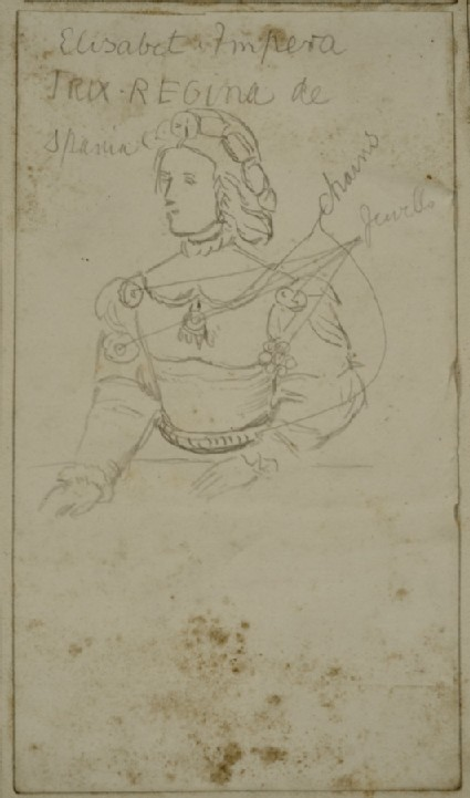 Costume Study: Queen Elizabeth I