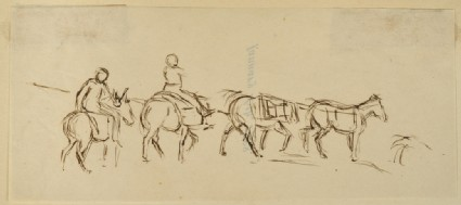 A Mule Train