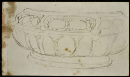 Study of a bowl