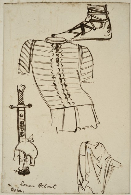 Studies of Roman Costume