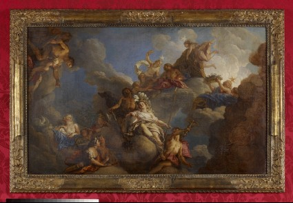 The Triumph of Minerva