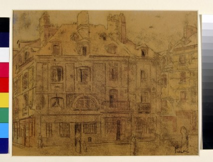 The Old House, Dieppe