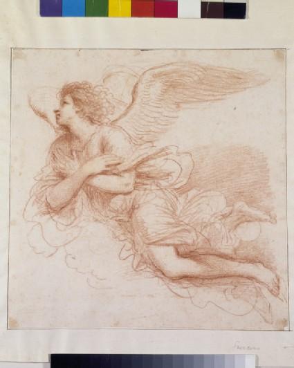 An Angel in flight