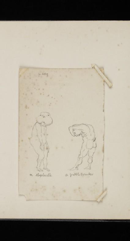 A Slapdoodle and a Grabblethwacker