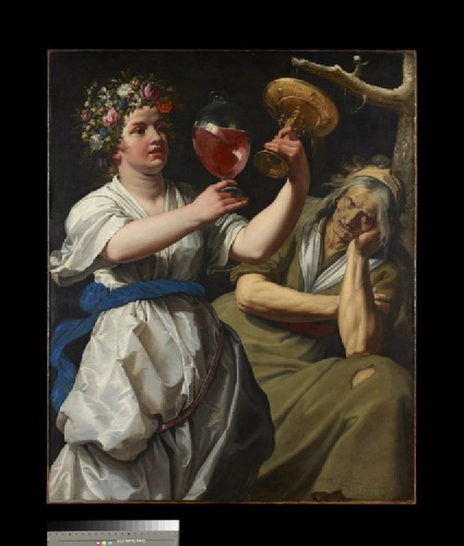 Allegory of Joy and Melancholy