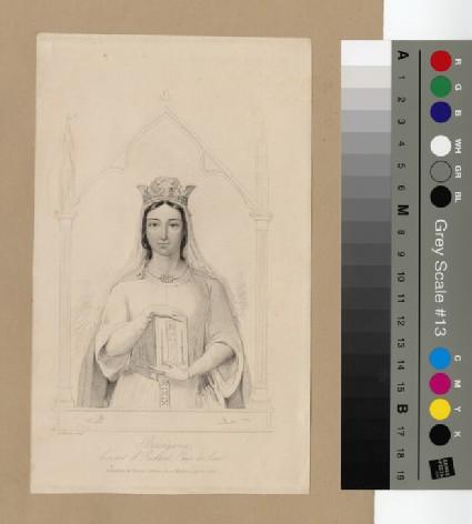 Portrait of Queen Berengaria