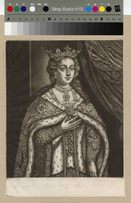Portrait of Margaret of Anjou