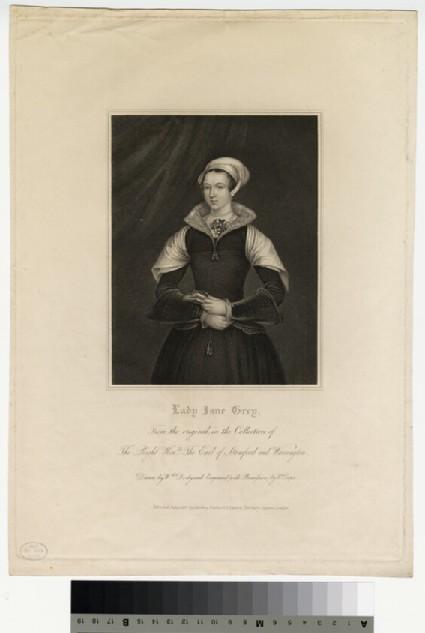 Portrait of Jane Grey