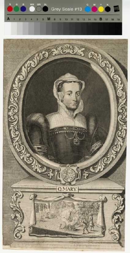 Portrait of Mary I
