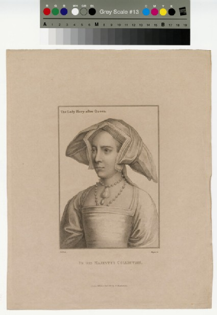 Portrait of Mary I