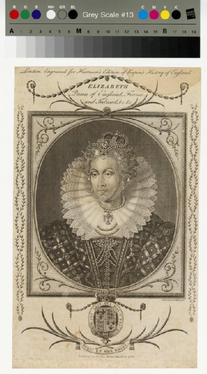 Portrait of Elizabeth I
