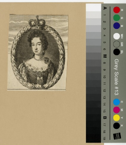 Portrait of Mary II