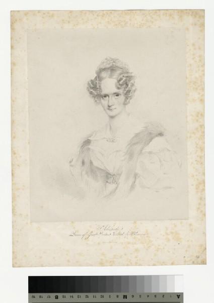 Portrait of Adelaide