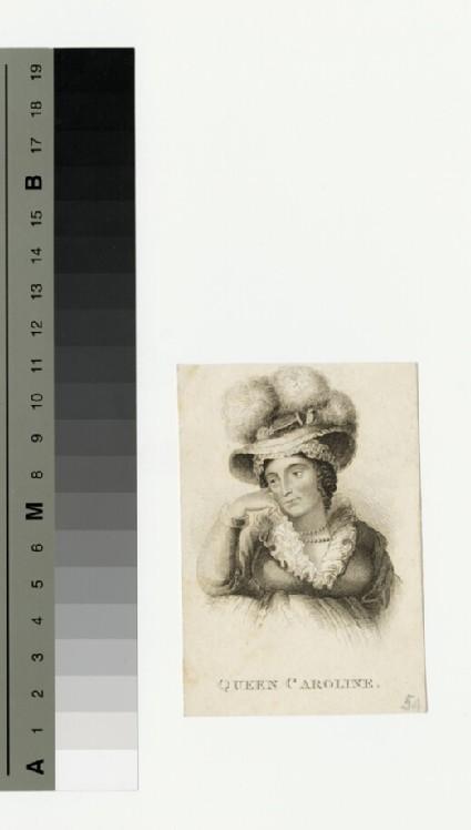 Portrait of Caroline