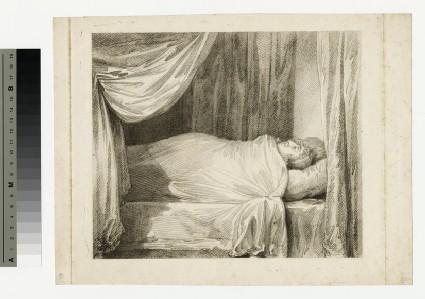 Portrait of Caroline, deceased