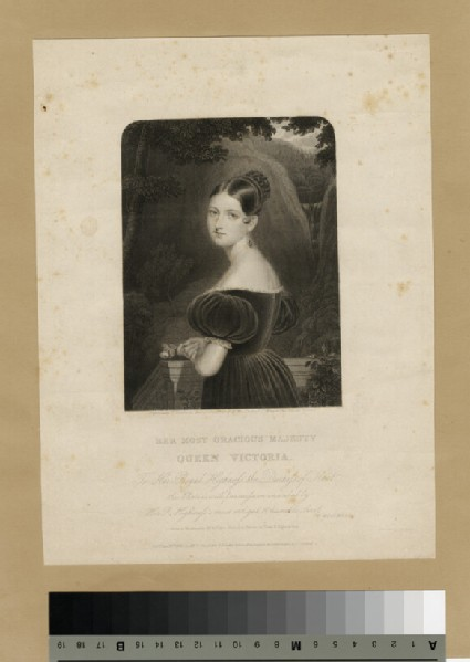 Portrait of Victoria