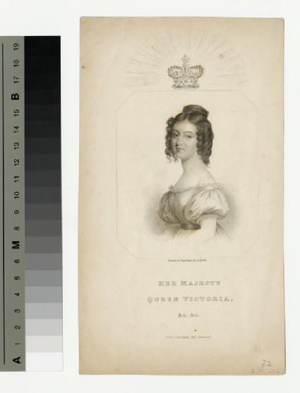 Portrait of Victoria