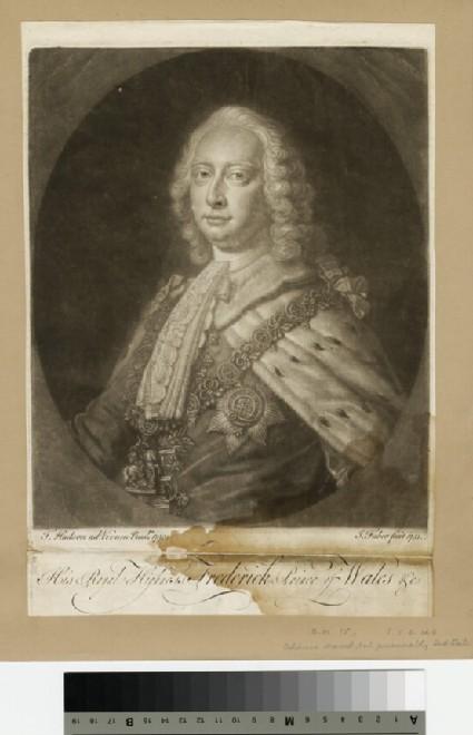 Portrait of Prince Frederick
