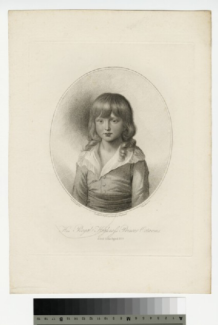 Portrait of Octavius
