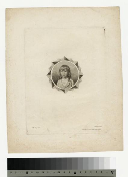 Portrait of Prince Octavius