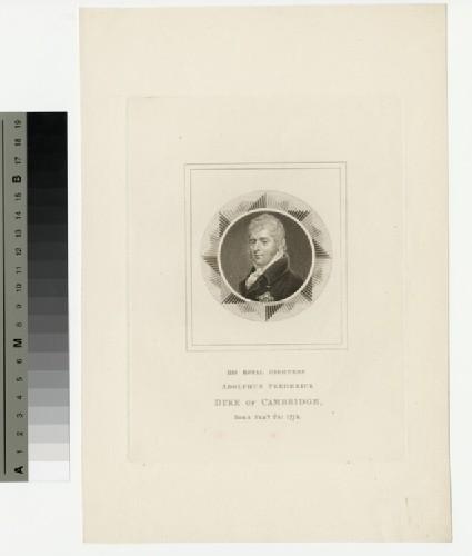 Portrait of the Duke of Cambridge