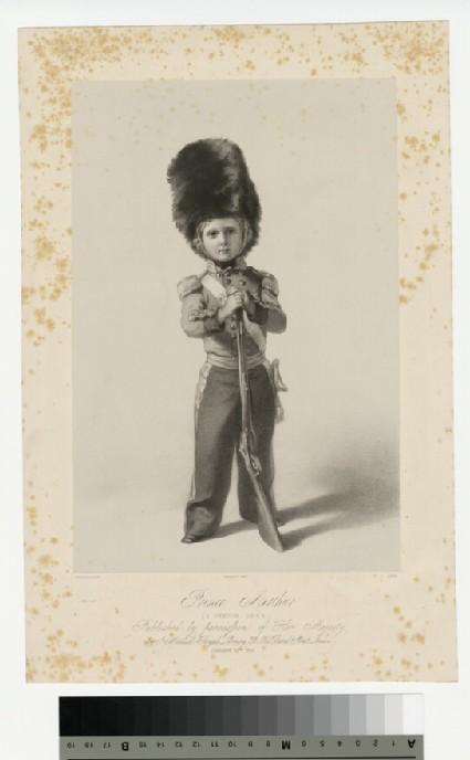 Portrait of Prince Arthur