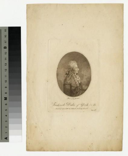 Portrait of Duke of York