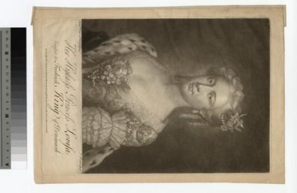 Portrait of Princess Louisa