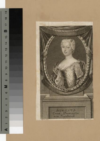 Portrait of Augusta