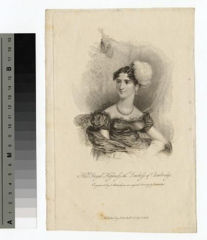 Portrait of the Duchess of Cambridge