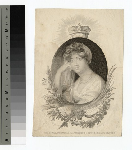 Portrait of Sophia Gloucester