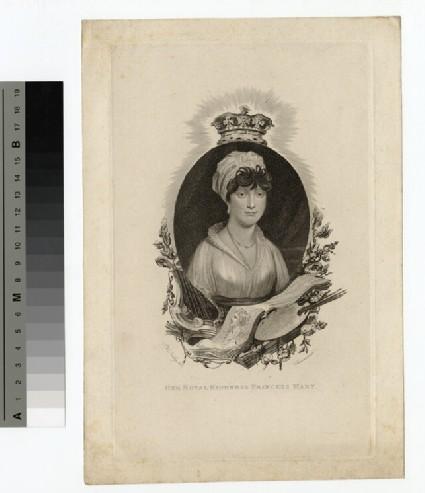Portrait of Princess Mary