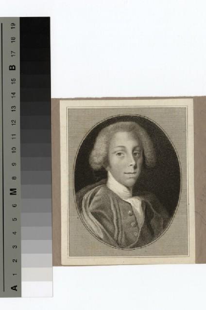 Portrait of Prince Henry Benedict Stuart