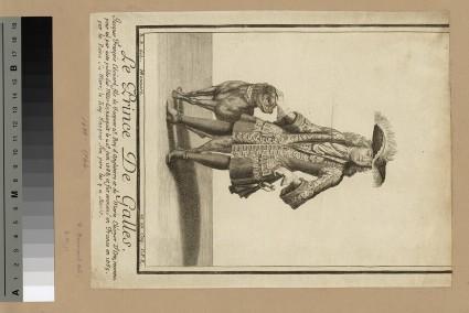 Portrait of James Francis Edward Stuart
