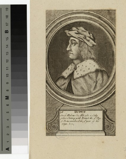 Portrait of Duffus