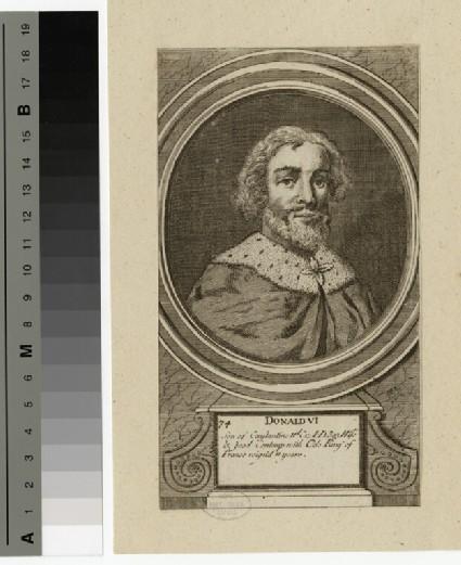 Portrait of Donald VI